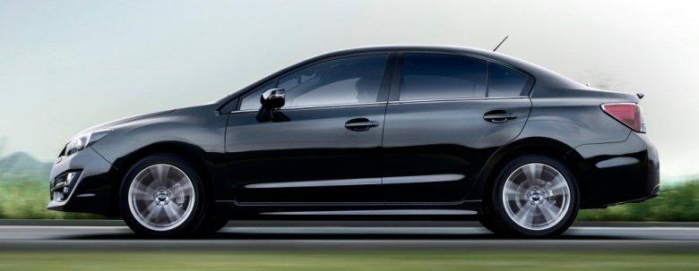 Subaru apresenta linha 2016 de Impreza, XV e Forester