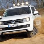 Volkswagen estaria trabalhando em Amarok com motor V6 3.0 diesel