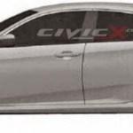 Honda divulga data de apresentação do novo Civic