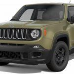 Jeep Renegade ganha versão de entrada por R$ 68.900