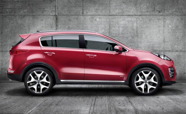 Kia Sportage 2017 turbo (1)
