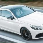 Vazam primeiras imagens do Mercedes-AMG C63 Coupe