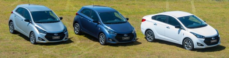 Hyundai HB20 chega a 500 mil unidades produzidas