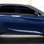 Lexus poderá ter novo SUV topo de linha