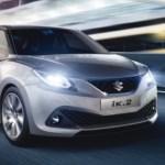 Suzuki Baleno estreará em Frankfurt com novo motor 1.0 turbo
