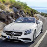 Mercedes revela o novo Classe S Cabrio