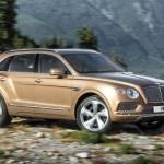 Bentley Bentayga: SUV mais rápido do mundo é revelado