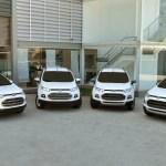 Ford EcoSport 1.6 Powershift será lançado em breve