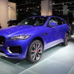 Salão de Frankfurt – Jaguar F-Pace leva marca ao mundo dos crossovers