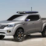 Renault Alaskan: conceito antecipa picape derivada da Nissan Frontier