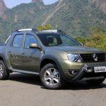 Renault Duster Oroch terá câmbio automático a partir de julho