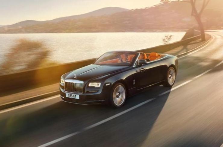Rolls Royce Dawn  (2)