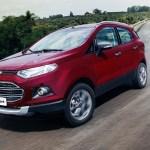 Ford EcoSport 1.6 Powershift custa a partir de R$ 68.690