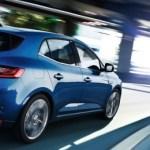 Renault libera imagens oficiais do novo Megane