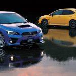 Subaru WRX STI ganha série limitada com 328cv