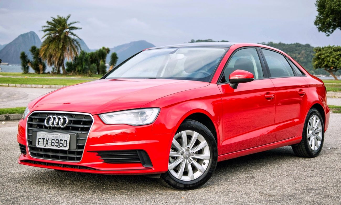 Audi A3 Sedan J U00e1  U00e9 Fabricado No Brasil