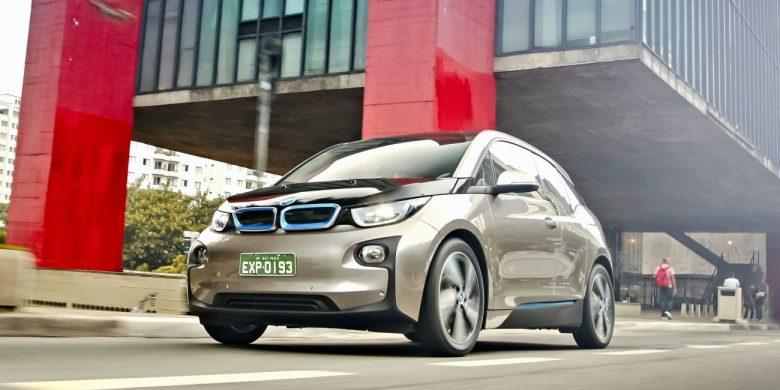 BMW i3 tem redução de preços e parte de R$ 169.950