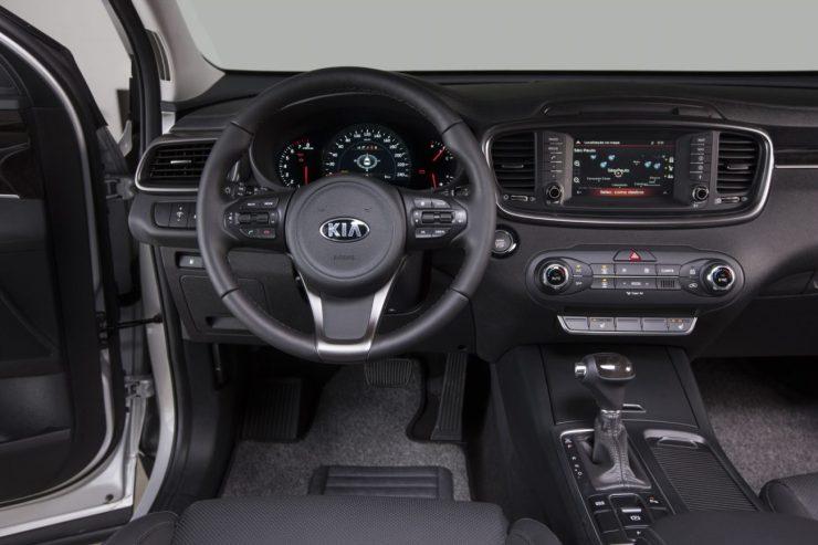 Kia Sorento V6 2016 (2)