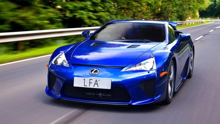 Lexus LFA 2012 (1)