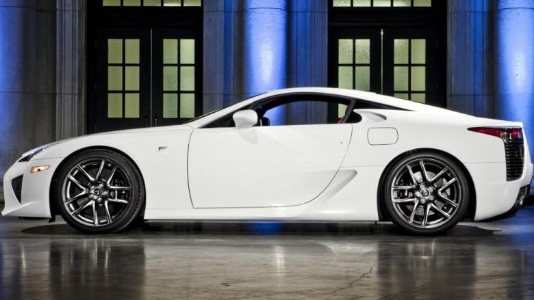 Sucessor do Lexus LFA será desenvolvido em parceria com a BMW