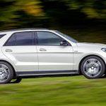 Mercedes mostra o novo GLE 450 AMG