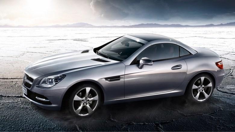 Mercedes-Benz SLK 300 chega em novembro por R$ 254.900