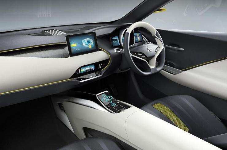Mitsubishi eX concept  (3)