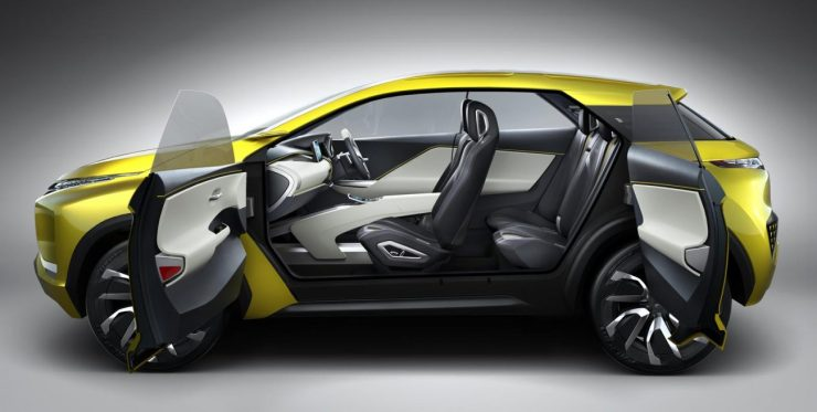 Mitsubishi eX concept  (4)