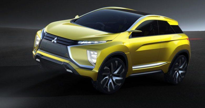Mitsubishi mostra o conceito eX em Tóquio