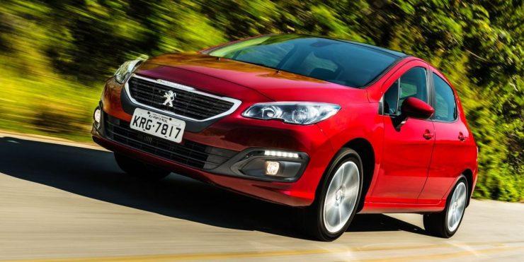 Peugeot 308 2016 - movimento (3)