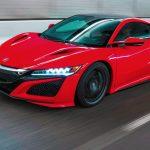 Novo Honda NSX tem todas as especificações reveladas