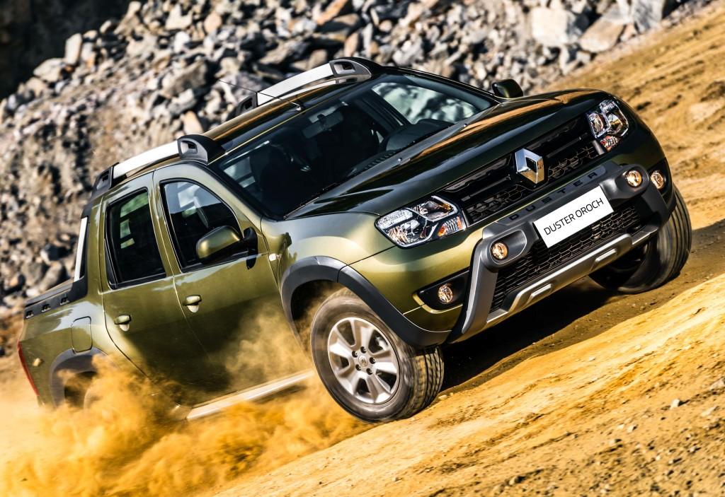 Renault Duster e Oroch já usam novo motor 1.6 SCe