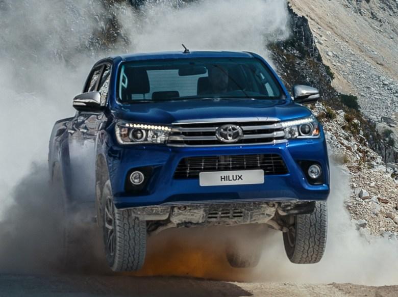 Nova Toyota Hilux sofre redução nos preços