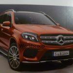 Vazam imagens do novo Mercedes GLS