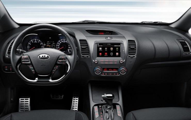 2016 Kia K3 Forte Cerato Facelift 14