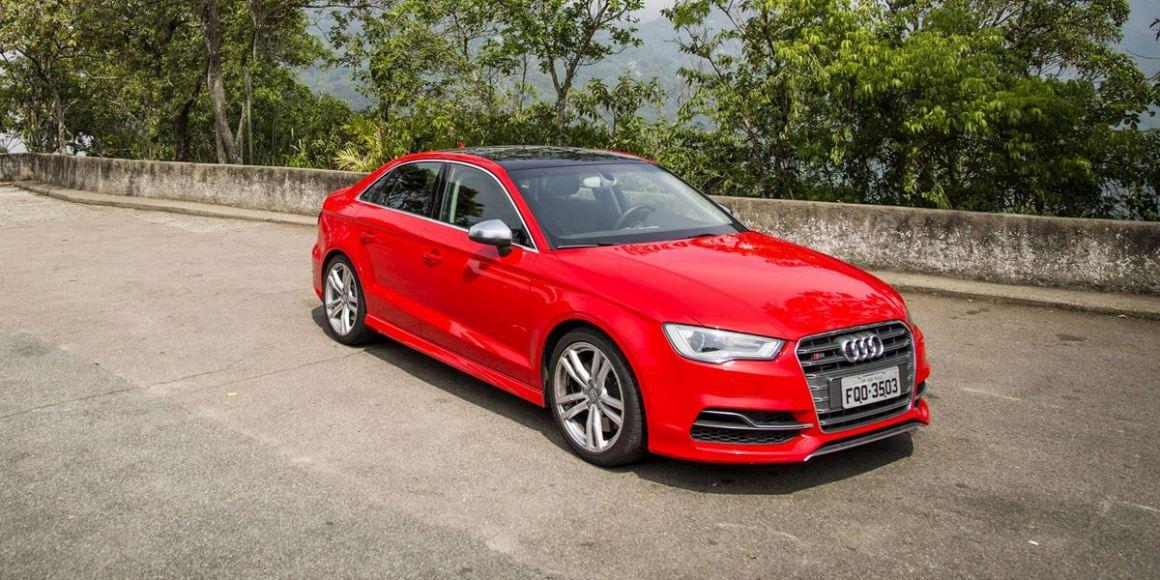 Audi S3 Sedan – Potência e conforto na medida certa