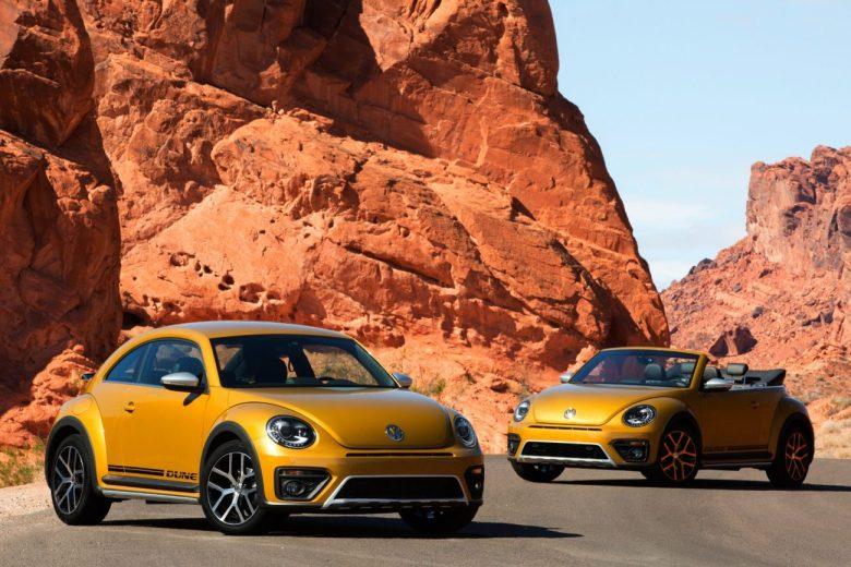 Volkswagen Fusca ganha versão aventureira