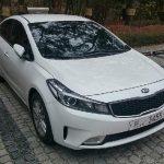Kia Cerato é flagrado de cara nova na Coreia do Sul