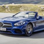 Mercedes-Benz divulga primeiras imagens do novo SL