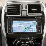 Nissan lança nova central multimídia para March e Versa