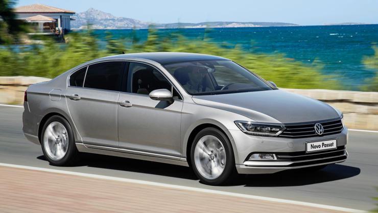 Novo Volkswagen Passat 2016 (1)