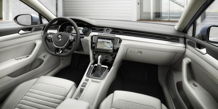 Novo Volkswagen Passat 2016 (6)