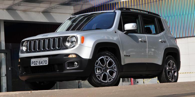 Jeep Renegade Longitude ganha o pacote Limited Edition