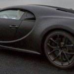 Novo superesportivo da Bugatti é flagrado na Itália