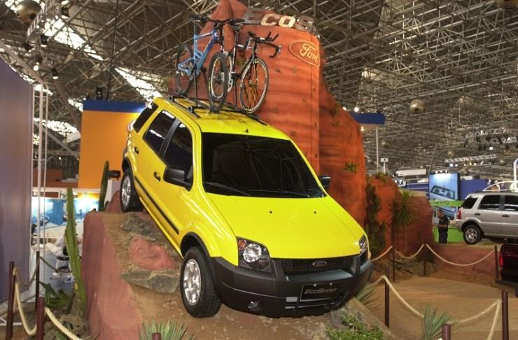 EcoSport Salão do Automóvel 2002