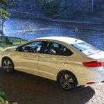 Honda City 2016 tem GPS e seis airbags na versão EXL
