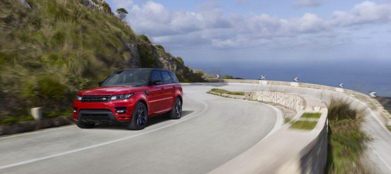 Land Rover anuncia chegada do Range Rover Sport HST