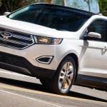 Novo Ford Edge chega ao Brasil no início de 2016