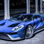 "Novo Ford GT terá vidro ""inquebrável"" de smartphones"