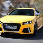 Novo Audi TT RS pode chegar a 385 cv de potência